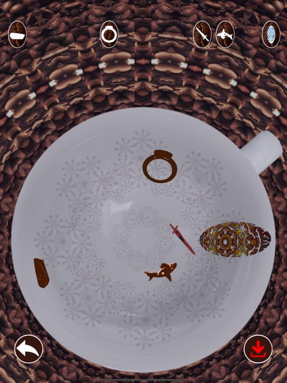 Mon café divinatoire