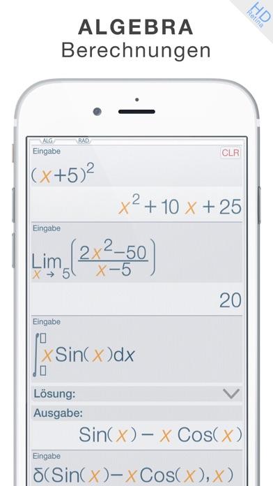 Screenshot for Calculator ∞ - Taschenrechner in Austria App Store