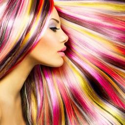 Hair Colour - Photo Booth