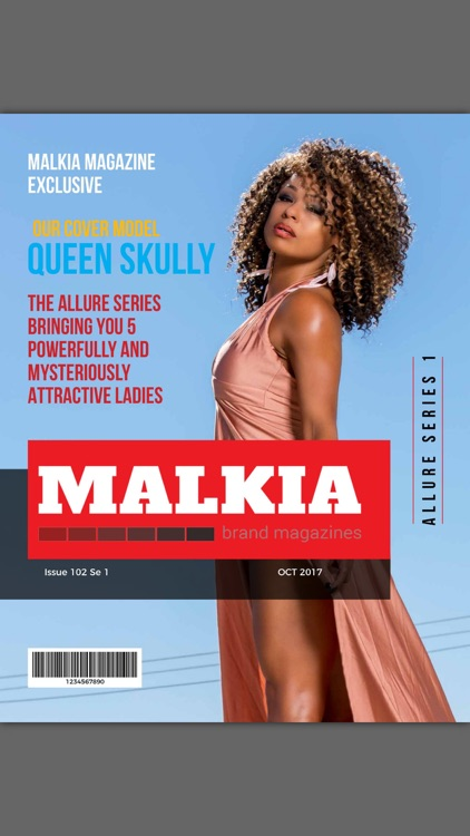 Malkia Magazine-Brands screenshot-0