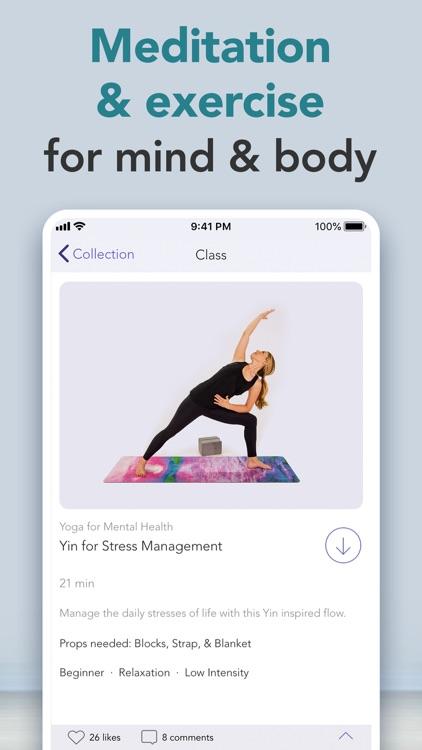 Yoga Studio: At-home classes screenshot-6
