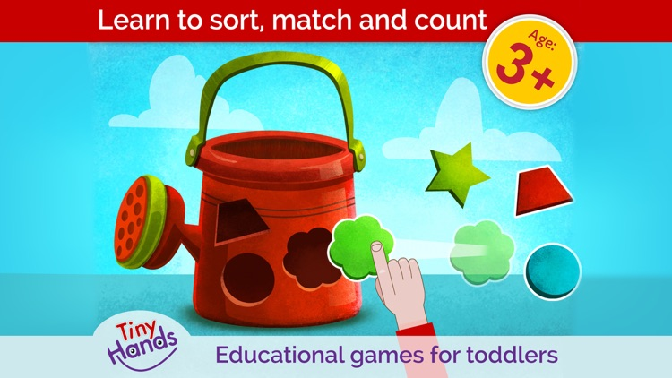Learning games for toddler
