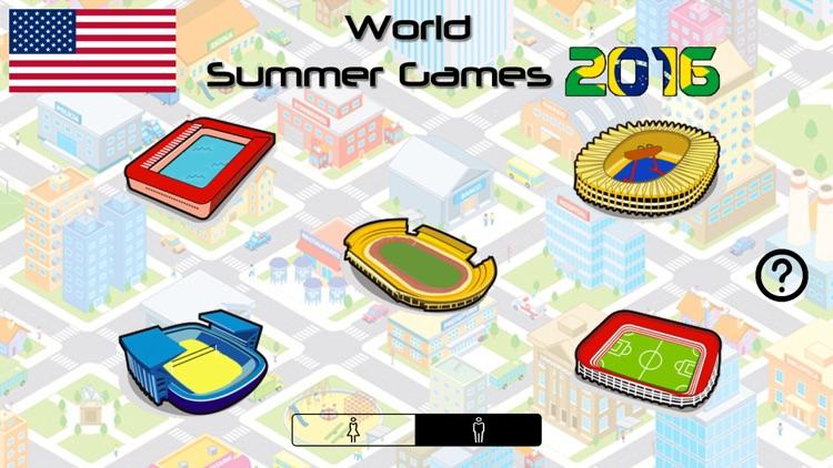 World Summer Games 2018 screenshot-3