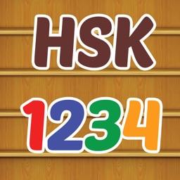 HSK Level 1 2 3 4 Vocabulary