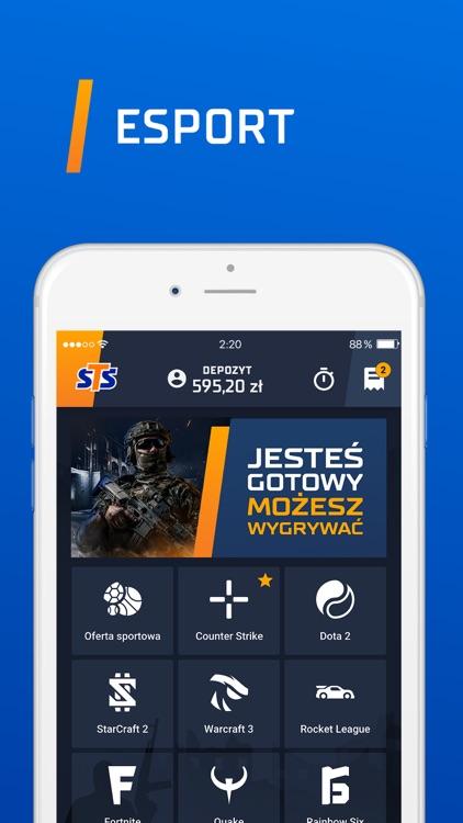 STS - Zakłady bukmacherskie screenshot-4