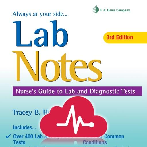 Lab Notes & Diagnostic Tests