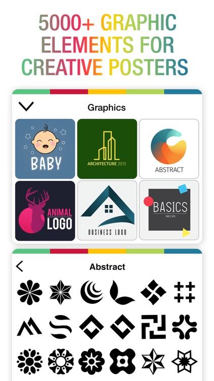 Poster Maker: Flyer Creator screenshot-3