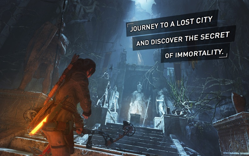 Rise of the Tomb Raider™ screenshot 1