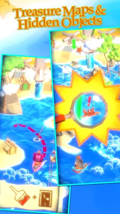 BubbleBeard: Puzzle Pirate screenshot-4