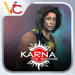 Karna the warrior