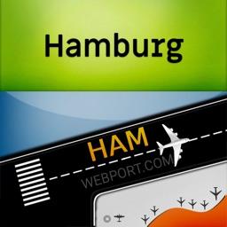 Hamburg Airport Info + Radar