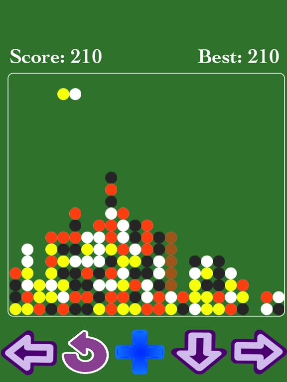 Balls 4 in a Row Game screenshot 9