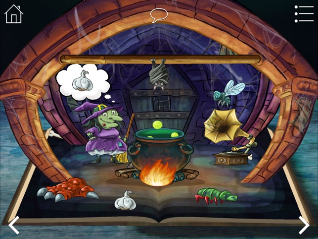 StoryToys Haunted House Screenshot