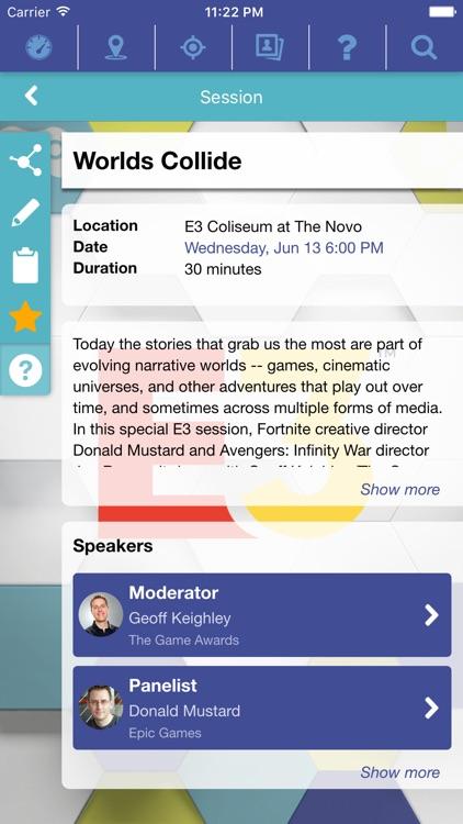 E3 App screenshot-3