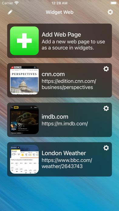 Widget Webのおすすめ画像3