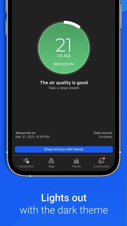 Air Quality - AirCare screenshot-7