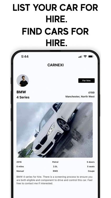 Carnexi: Buy & Sell Used Cars screenshot-8