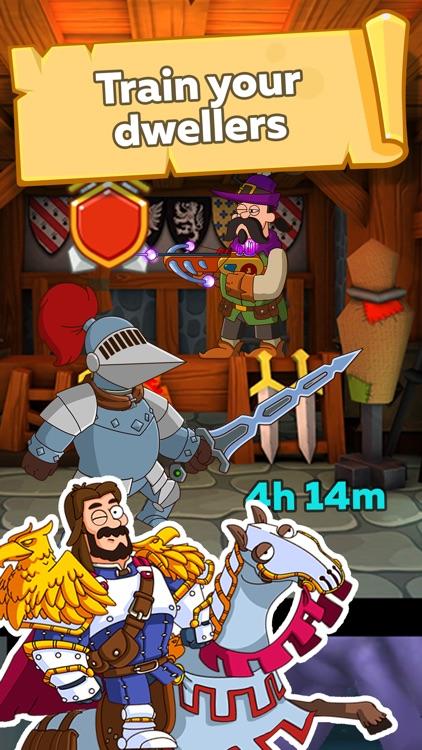 Hustle Castle: Kingdom games screenshot-3