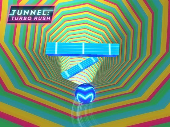 Tunnel: Turbo Rush Ballz Game-ipad-3