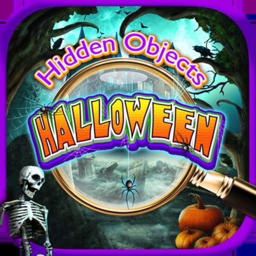 Hidden Object Halloween Secret