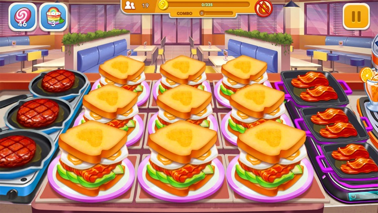 Cooking Frenzy® Crazy Chef
