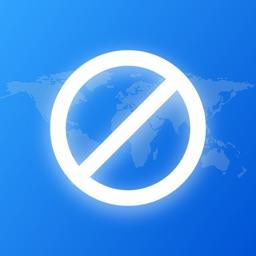SkyBlue Ad Blocker & Antivirus