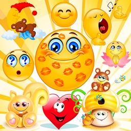 Emojis stickers for whatsapp