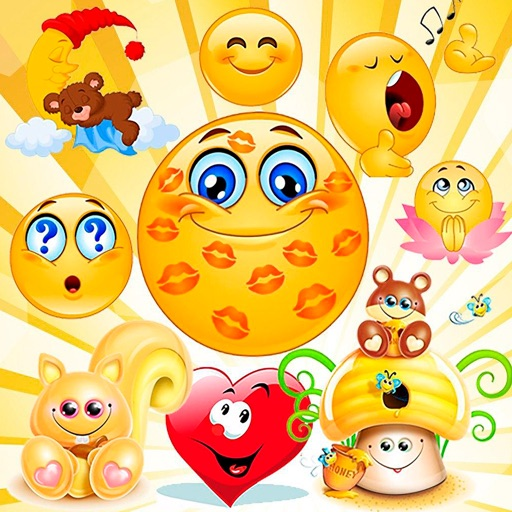 Emojis Stickers For Whatsapp By Kai Volkmar