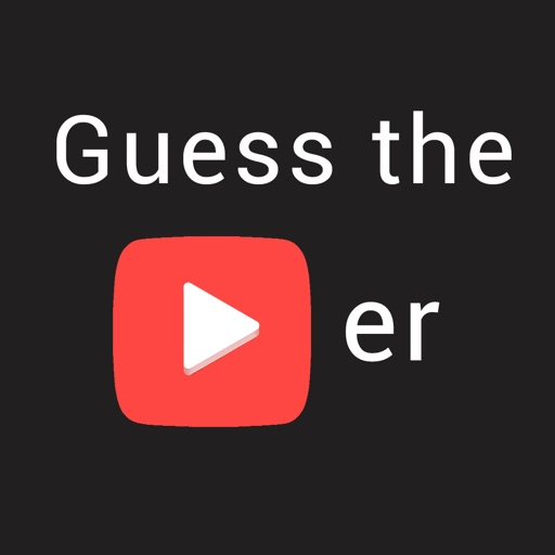 Guess the YouTuber Contest!
