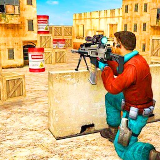 Real City Sniper War FPS Shoot