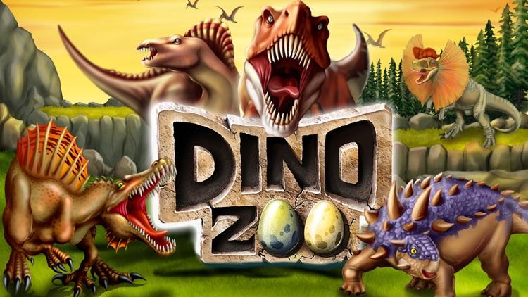 Dinosaur Zoo-The Jurassic game screenshot-4