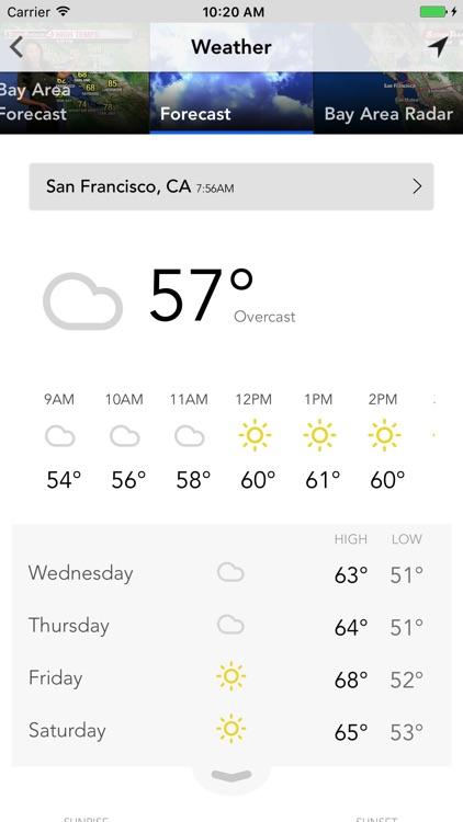 KRON4 News - San Francisco screenshot-3