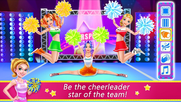 Cheerleader Champion: Win Gold screenshot-1