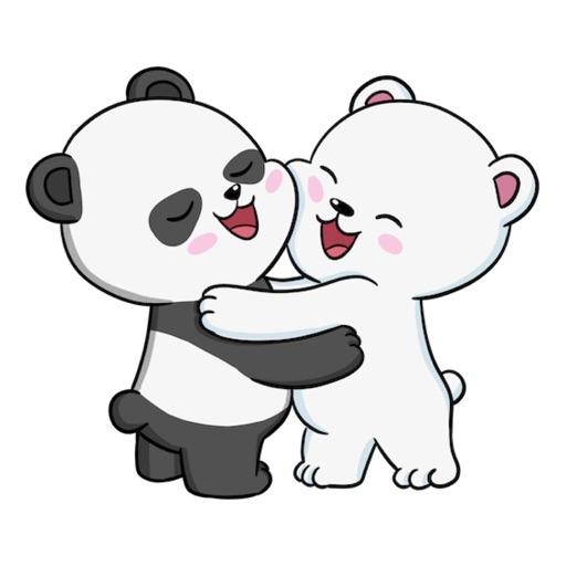 Panda and pola