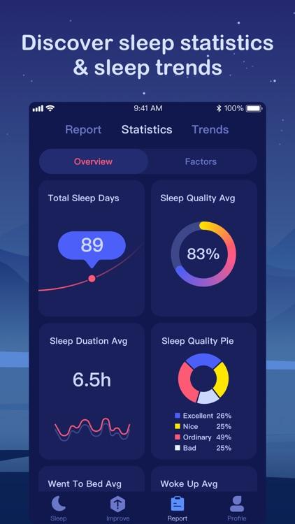 Sleep Theory - Sleep Better screenshot-5