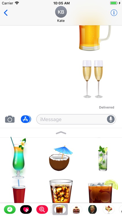 Drinks Party Stickers screenshot-3
