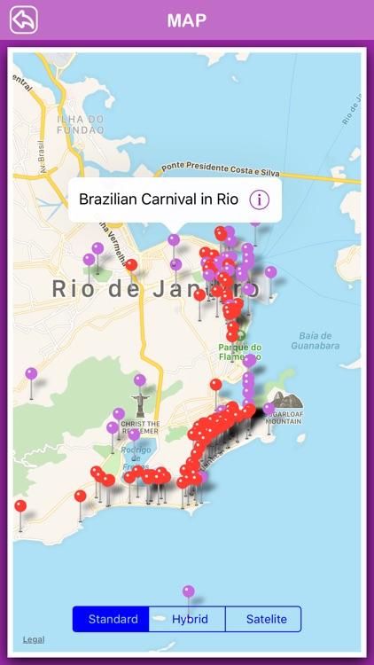 Rio de Janeiro Offline Guide screenshot-3