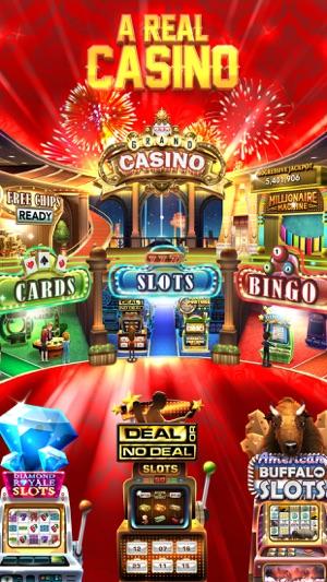 Гранд казино для ipad игровые аппараты редемпшн