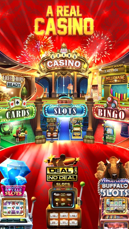 GSN Grand Casino: Slots Games screenshot-5