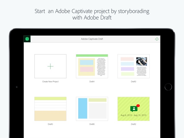 Adobe Captivate Draft on the App Store