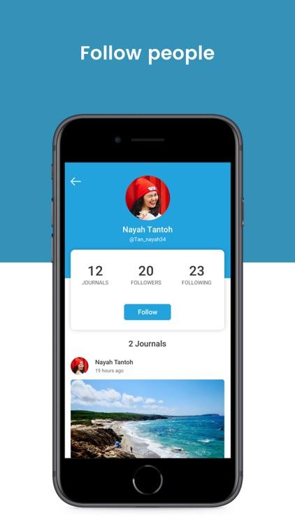 Lugelo - Journal Stories screenshot-5