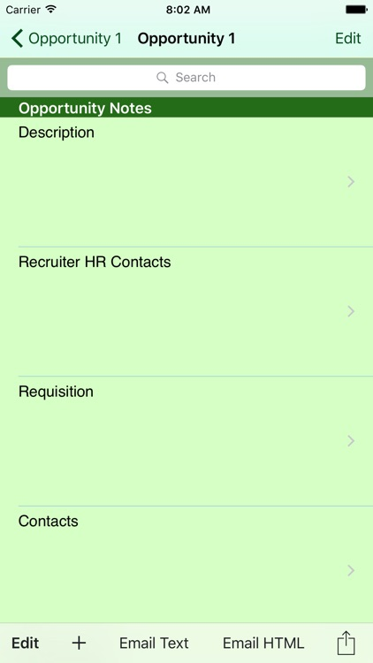 Job Hunt Pro screenshot-3