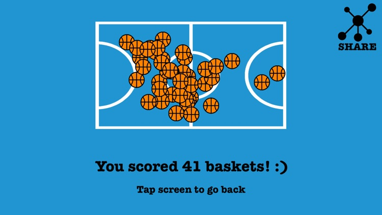 Infinite Basketball Hoops screenshot-6