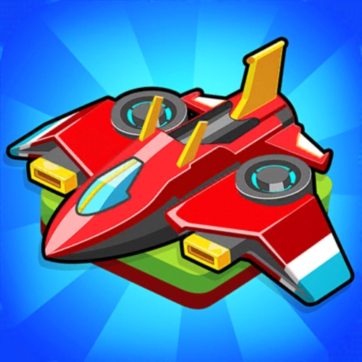 Merge Planes - Relaxing Game