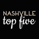 Nashville Top Five