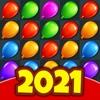 Balloon Paradise - マッチ3パズルゲーム - iPadアプリ