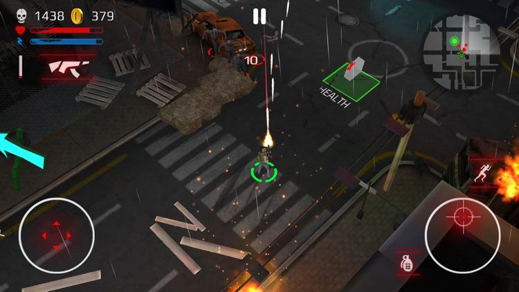 Dead Outbreak: Zombie Survival screenshot-3