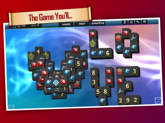 1001 Ultimate Mahjong ™ для iPad