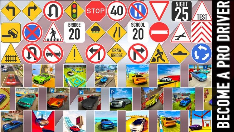 Super Car Driving School 2021 screenshot-8