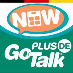 GoTalk NOW PLUS DE